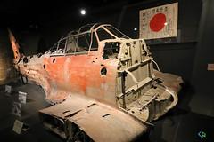 Mitsubishi A6M3 Reisen (Zero) (Matt Sudol) Tags: imperial war museum london mitsubishi a6m3 reisen zero