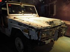 Canadian War Museum - Musée Canadien de la Guerre (Kasia/flickr) Tags: ottawa ontario canada war guerre museum musée canadianwarmuseum muséecanadiendelaguerre warmuseum jeep