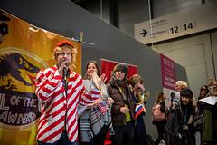 USA and Russia win #FossiloftheDay at #COP25 Dec 5 _AJT4686 (John Englart (Takver)) Tags: cop25 fossiloftheday fotd climate climatechange usa russia