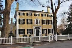 Nathaniel Winsor Jr. House – Duxbury, Massachusetts (Stephen St-Denis) Tags: duxbury massachusetts plymouthcounty nathanielwinsorjrhouse duxburyruralandhistoricalsociety federalist architecture