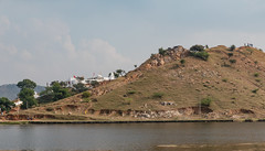 Pushkar to Udaipur (Ninara) Tags: udaipur india rajasthan road lake temple hindu