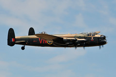 Royal Air Force Avro Lancaster B.I - PA474 (ledwooddaniel) Tags: aircraft aviation flight flying usaf raf spanish hercules typhoon hornet prefect lancaster fighter bomber trainer riat nikon d90