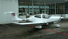 HB-SDL (Ken Meegan) Tags: hbsdl diamond aircraft da40d star zurich 2912009 da40 mfgz diemotorfluggruppezürich