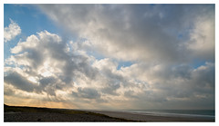 Big skies over Europoort (leo.roos) Tags: strand wolk duin kust wijd luchtsch zeesch sohoog nikonf movielens darosa cinelens leoroos a7rii samyang2018 samyangt1920mmedasumc samyang2019 sea sky cloud beach boulevard dune kijkduin europoort