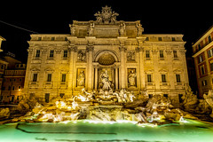 The Trevi Fountain (jed52400) Tags: trevi fountain baroque giuseppe pannini nicola salvi district rome italy