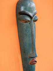 Long Face (knightbefore_99) Tags: mexico mexican rincon guayabitos nayarit cool great awesome west coast decameron pacific long face art mask native indian indio