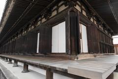 Wooden temple (Kirmatic) Tags: japan sony nex6 samyang 12mm f20 ncs cs