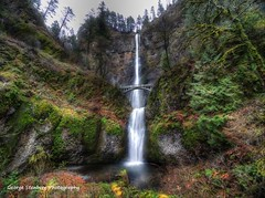 Multnomah Falls, OR (Explore 12.5.19) (George Stenberg Photography) Tags: oregon columbiarivergorge waterfalls