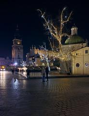 _NOC3060 (Pit@) Tags: ulica krakow noc zima światło kolor grudzień zimno