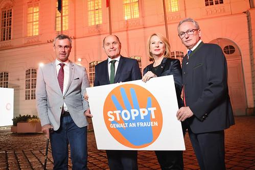 Orange the World 2019 - Austria