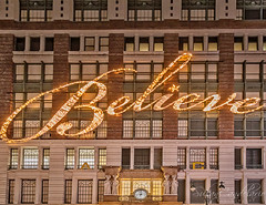 Believe (Susan Candelario) Tags: 34thst 34thstreet believe christmas christmastime manhattan ny nyc newyork newyorkcity noel occasions old rhmacyco xmas arch architectural architecture building classic clocktimepiece details door doors doorway entrance exit facade flagship illuminated lights lit macy militaryvessel ornaments ornate outdoors shutters sign statues store streetlamp structure susancandelariodepartment time timeless urban vintage windowpane windows yesteryear