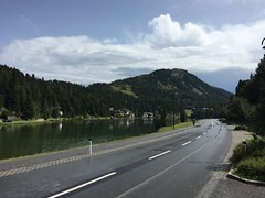 016_Turrachsee (SmoKingTiger1551) Tags: austria alps mountains turrachsee lake water road