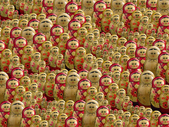 Crowd (Erich Schieber) Tags: australia abstract toy