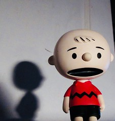 Charlie Brown Wearing a Red Shirt 1371 (Brechtbug) Tags: charlie brown snoopy medicom sunday funnies news paper comic strip characters action figures peanuts schultz charles film movie dog beagle pet dogs joe cool universe nyc 2019 toys toy blue red new york city animation christmas tv special halloween thanksgiving good old ole young