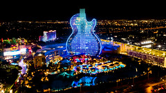 Aerial view on Guitar Hotel at night in Hollywood, Florida (Yarik Photography) Tags: 2019 above aerial aerialviewofhotel america architecture blue building casino city cityscape construction development djidrone drone florida fortlauderdale ftlauderdale grandopeningceremony guitar hardrock hollywood hollywoodflorida hotel image industrial landmark landscape nightcity nightlife nightshots nightsky oasistower openingceremony2019 photo preconstruction resort seminolehardrockhotel site sky skyline skyscraper southflorida stateroad7 tourism travel urban usa view
