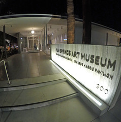 Architecture and Design Center (0065) (Ron of the Desert) Tags: palmsprings california coachellavalley gopro hero5 hero5black goprohero5black museum architectureanddesigncenter architecture palmspringsartmuseumarchitectureanddesigncenter edwardsharrispavilion