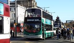Photo of East Coast Buses 20937 SN10DKE Edinburgh 31 October 2019