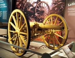 Canadian War Museum - Musée Canadien de la Guerre (Kasia/flickr) Tags: ottawa ontario canada museum musée war guerre gun canadianwarmuseum warmuseum muséecanadiendelaguerre