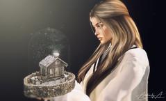 winter wonderland (Felixamberly) Tags: christmas merak anthem mini slphotography sl stealthic michaelbuble deeanmartin