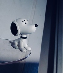 Young Snoopy Beagle Dog Peanuts 1381 (Brechtbug) Tags: charlie brown snoopy medicom sunday funnies news paper comic strip characters action figures peanuts schultz charles film movie dog beagle pet dogs joe cool universe nyc 2019 toys toy blue red new york city animation christmas tv special halloween thanksgiving good old ole young