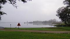 Morning by the lake (In Explore) (Steenjep) Tags: sø lake landskab landscape sky cloud himmel sunds sundssø fog tåge morgen morning