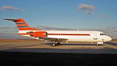 PH-KBX Royal Netherlands Air Force Fokker F70 (airliners.sk, o.z.) Tags: phkbx royal netherlands air force fokker f70 airlinerssk