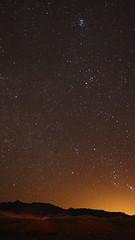 Starlight over Death Valley Natl Park (shann.s.yu) Tags: starry night death valley national park sky stars california