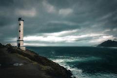 Home (villadacrus) Tags: faro lighthouse coast storm sea blue