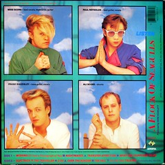 Listen - Back Cover (epiclectic) Tags: 1983 flockofseagulls backcover epiclectic vintage vinyl record album cover art retro music sleeve collection lp epiclecticcom
