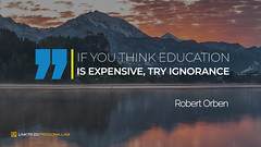 Quote by Robert Orben (persona.lab) Tags: quotes education thoughts emotions personality robertorben