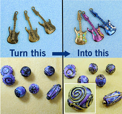 Turn this into This 1 (SomewhatOdd) Tags: resin tutorial mixedmedia polymerclay polyclay premo fimo technique gold sculpey silver howto instructions clay liquidclay teach learn uvresin ultraviolet sun swarovskicrystals project projects metallic metal resincrafts polymerclaytutorial