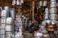 Street of Bhaktapur (Valdas Photo Trip) Tags: nepal bhaktapur street photography