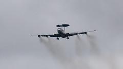 Sentry (Bernie Condon) Tags: boeing e3 sentry airborneearlywarning radar commandcontrol istar nato riat airtattoo tattoo ffd fairford raffairford airfield aircraft plane flying aviation display airshow uk