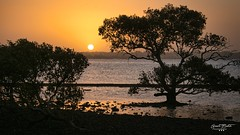 Sunset Cleveland Point (grant368) Tags: sunset cleveland point raby bay