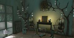 Welcome home (Ayloh) Tags: innerdemons sl decoration christmastime halfdeer jian