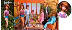 MY 'NEW' TITIAN AMERICAN GIRL! (ModBarbieLover) Tags: american girl doll fashion barbie 1965 1966 1964 toy titian redhead swimsuit dreamhouse mattel vintage allan skipper midge