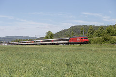 SBB Re 460 001 Sissach (daveymills37886) Tags: sbb re 460 001 sissach baureihe bombardier