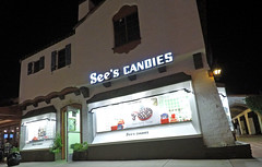 See's Candies (0049) (Ron of the Desert) Tags: palmsprings california coachellavalley gopro hero5 hero5black goprohero5black villagefest seescandies candy