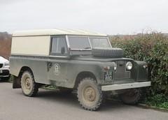 1966 Land Rover (occama) Tags: jux48d 1966 land rover old british 4x4 muddy dirty classic cornwall uk original