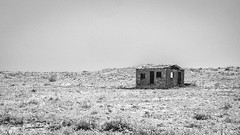 Abandoned (tgbartley) Tags: abandonbuilding bw boulder openspace