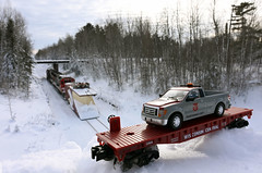 Cute (CN Southwell) Tags: wisconsin central winter snow