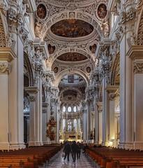 20191204_351c (novofotoo) Tags: architektur bavaria bayern deutschland domststephan germany innenraum interior kirche niederbayern passau sakralgebäude