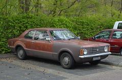 1973 Ford Taunus 1600 35-86-XK (Stollie1) Tags: 1973 ford taunus 1600 3586xk hilversum