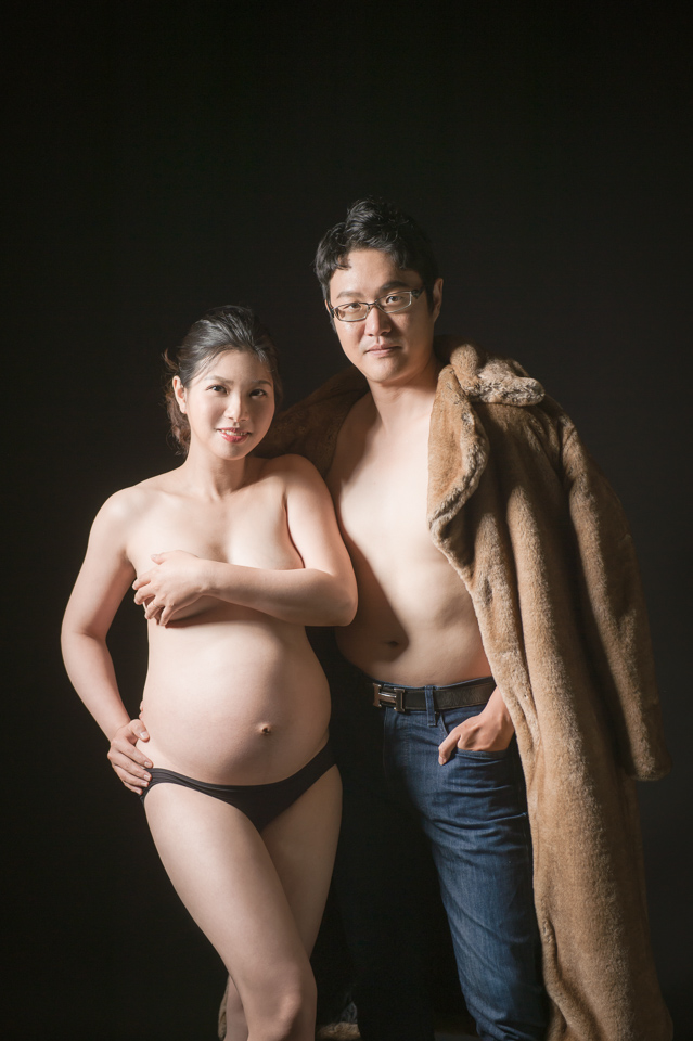 台南孕婦寫真 CY 與孕媽咪的奇妙邂逅 037