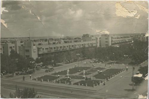 ЗАПОРОЖЬЕ 193806 6-й поселок 002 PAPER2000 [Чубаров Э.П.] ©  Alexander Volok