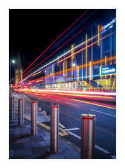 City Lights (Rich Walker Photography) Tags: plymouth devon england city cityscape cityscapes cinema road traffic traffictrails lighttrails lights night nightshot longexposure longexposures longexposurephotography canon efs1585mmisusm eos eos80d