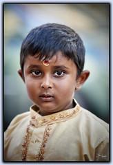 Ganesh (zebrazoma) Tags: ganesh child enfant portrait inde parvati shiva hindouhisme himalaya nikon d810 70200 28 nikonflickraward