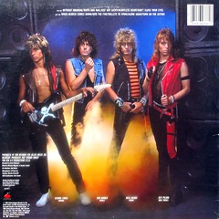 Tooth and Nail - Back Cover (epiclectic) Tags: 1984 dokken backcover epiclectic vintage vinyl record album cover art retro music sleeve collection lp epiclecticcom