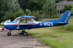 Photo of G-MSES