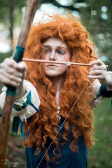 Merida Cosplay by Zoe Dargue (zoe_dargue) Tags: female photography photographer indie hippie aesthetic femalephotographer tumblr scottishphotographer pinterest princess cosplay disney merida cosplayer togs togsonflickr